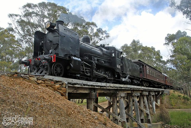 K190 - Victorian Goldfields Railway