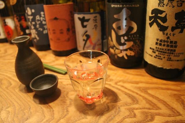 Variedades de sake