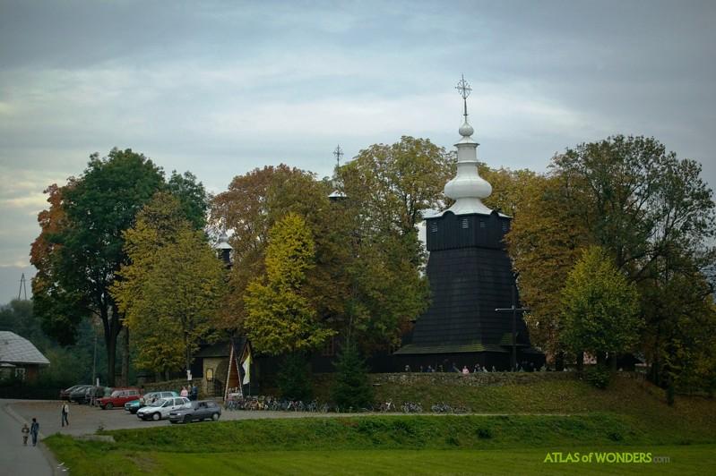 Tserkvas Polonia