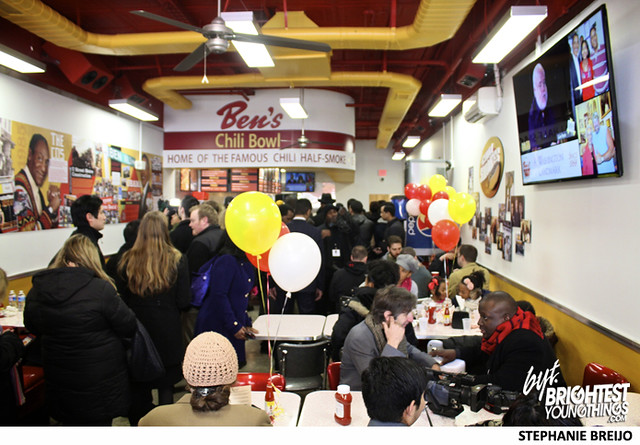 Ben\'s Chili Bowl Arlington Bill Cosby DC Brightest Young Things Stephanie Breijo11