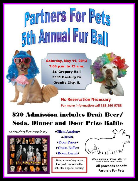 Fur Ball 5-11-13