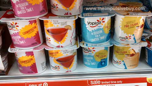 Yoplait Cosmopolitan Yogurt