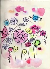 Watercolor Multi Step 2