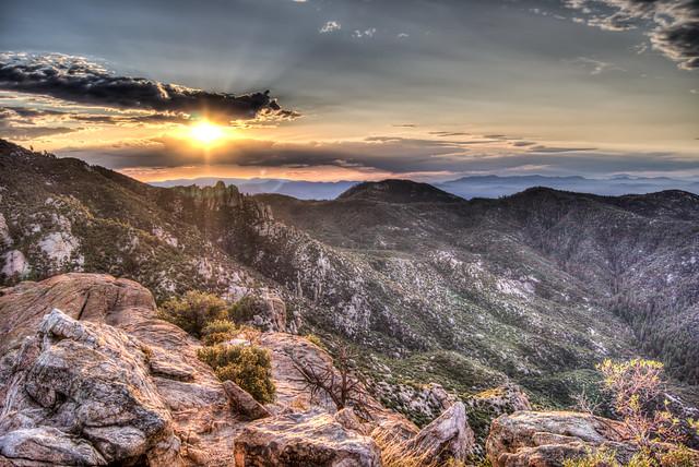 1307 Lizard Rock Sunrise