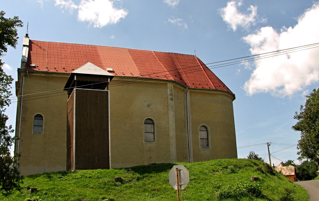 Kostol vo Veľkých Zlievcach