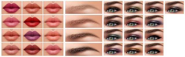 Maci Skin Make-Ups