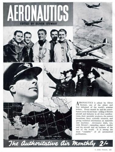 British advertisements ~ 1941.