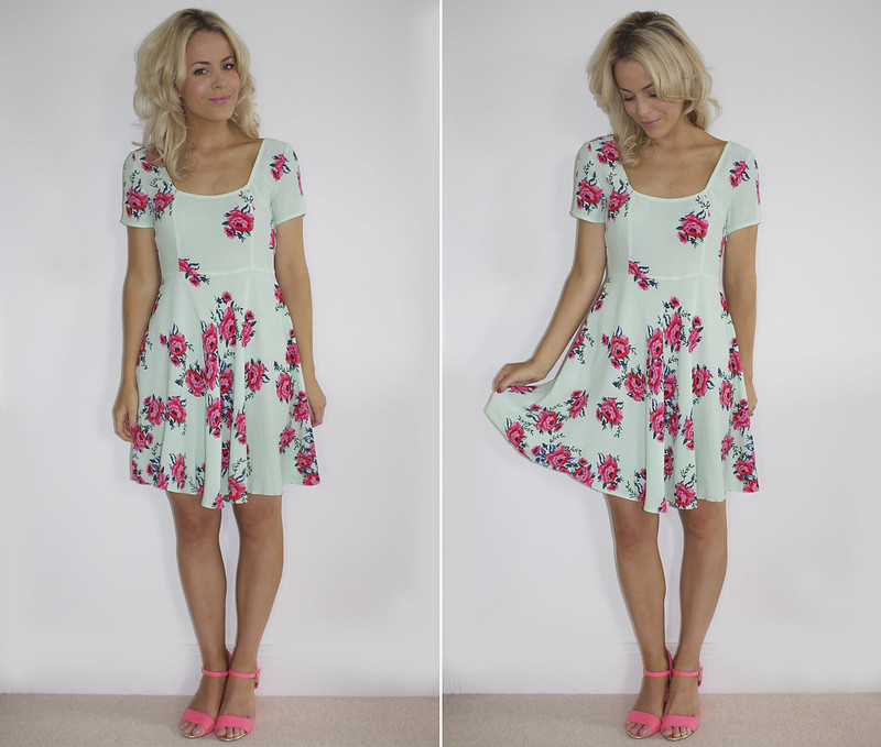 urban outfitters poppy dress