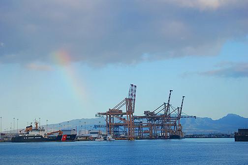 partial rainbow