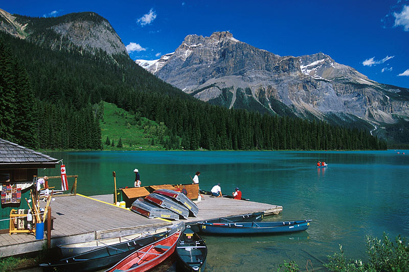 Yoho National Park  British Columbia Travel and Adventure