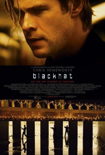 Blackhat: Amenaza en la red - Estreno destacado