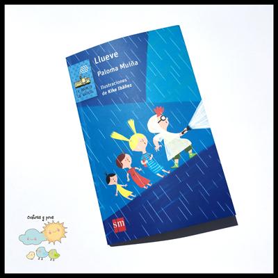 Libro Llueve. Reseña