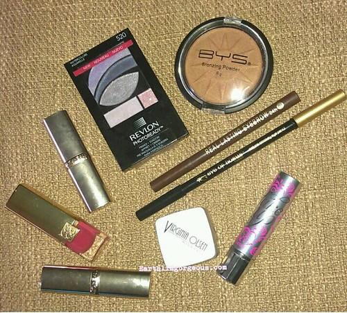 Met Gala 2013 Punk Theme Inspired look makeup