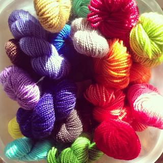 yarntini!