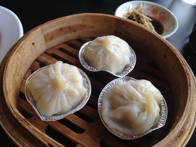Shanghai dumplings - Mama Ji's