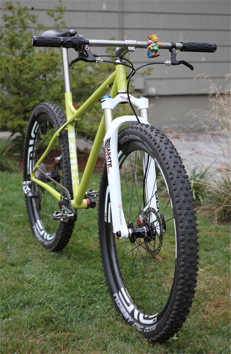 650b Mountain Bike