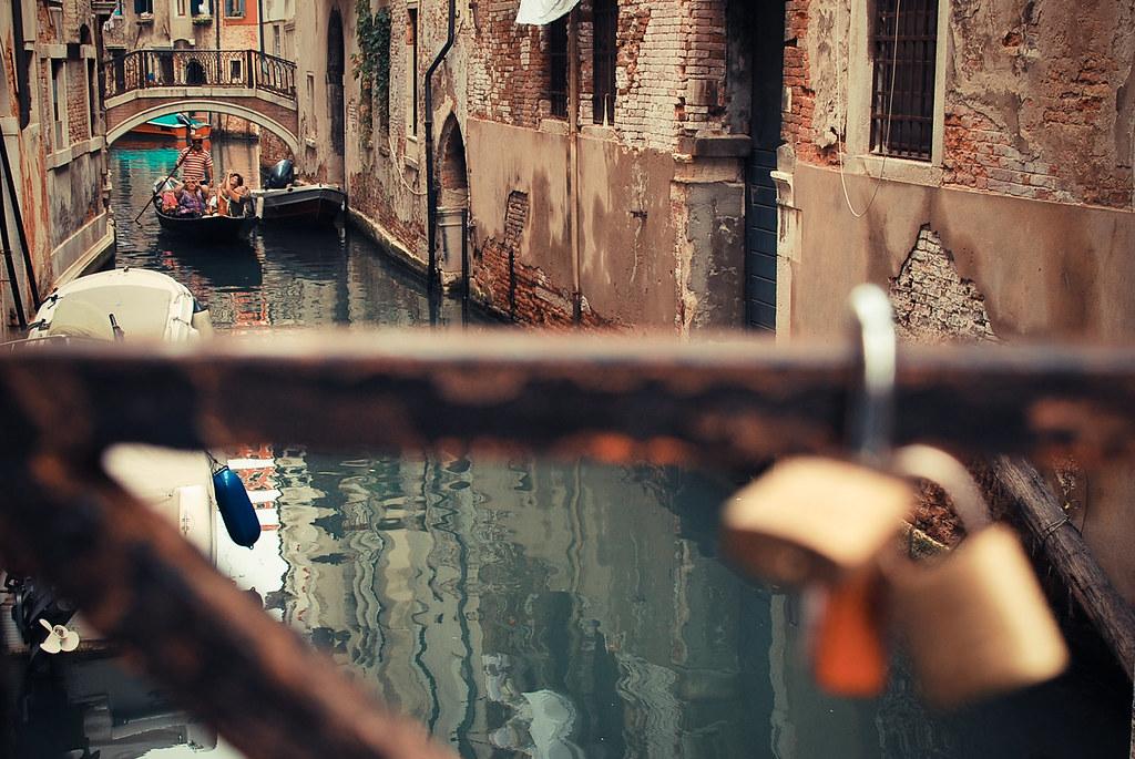 Venice, Gondola, Grand Canal