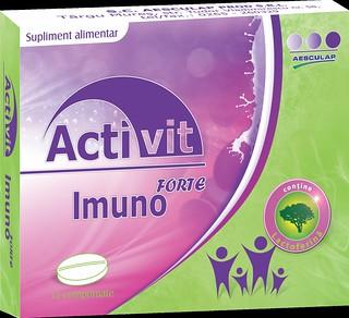 Activit Imuno Forte - 23 Lei