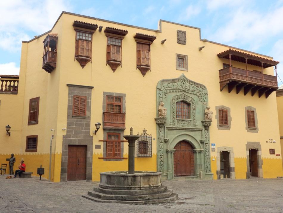 Casa de Colon, Las Palmas de Gran Canaria