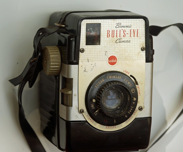 Kodak Brownie Bulls-Eye
