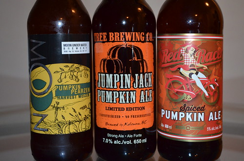 Pumpkin Beer Time!