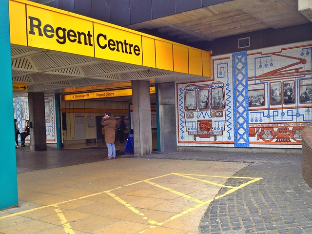 'Metro Morning' Regent Centre Metro