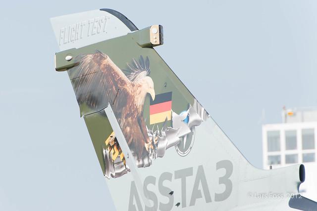 Panavia Tornado ASSTA3
