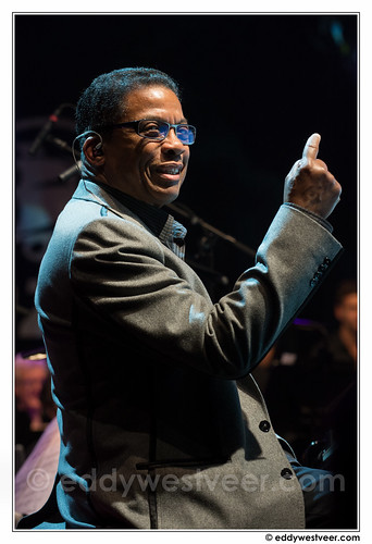 HERBIE HANCOCK WITH METROPOLE ORKEST CONDUCTED BY VINCE MENDOZA