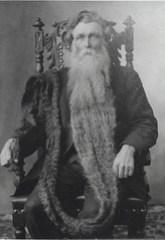 Hans Langseth beard