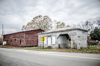 Jonesville Buildings