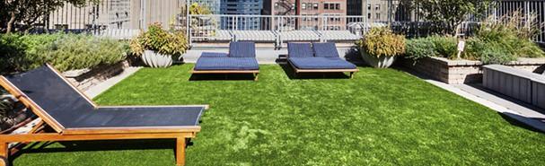 Terrazas verdes, espacios sostenibles para el medio ambiente