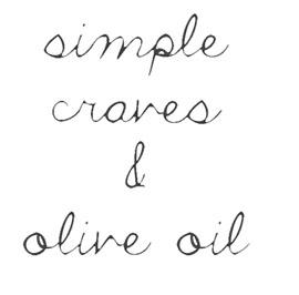 Simple Craves & Olive Oil: citrus & green tea detox smoothie