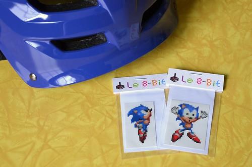 Sonic Decals