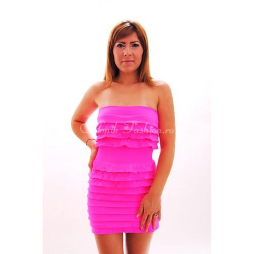 rochie-neon-pink