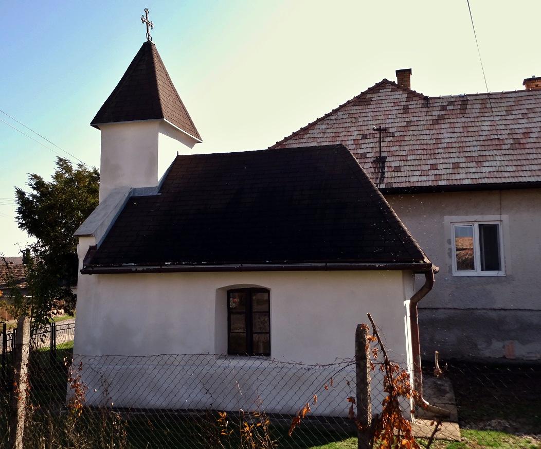 Kaplnka v Sklabinej