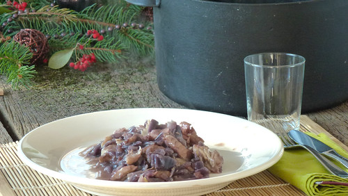 Bacalao Encebollado - Codfish with onions - Merluzzo alla cipolla