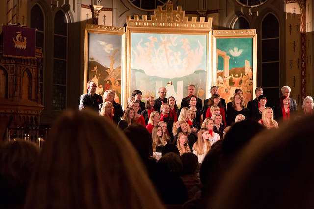 Konsert i Örgryte Nya Kyrka
