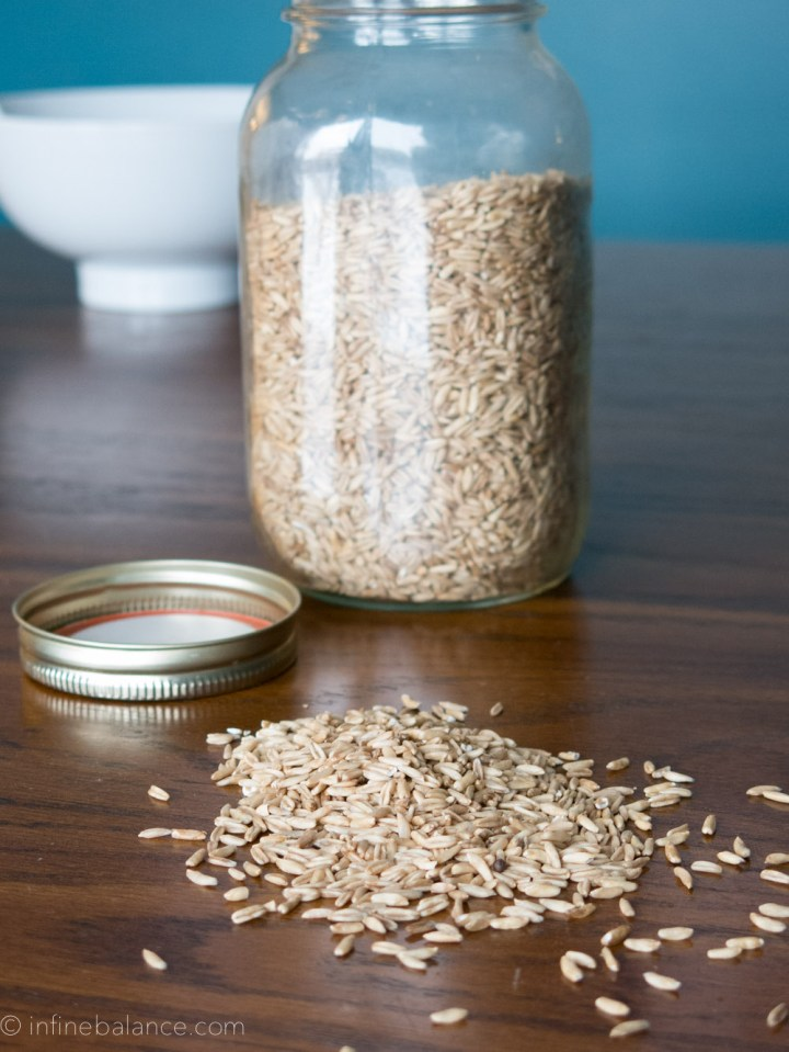 raw whole oat groats