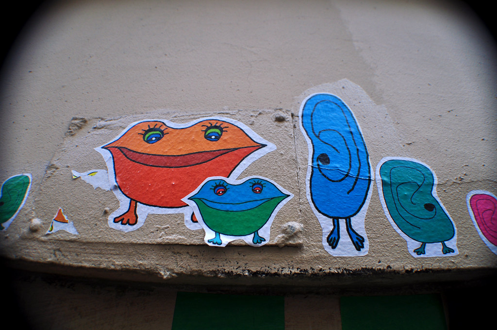 Oreilles Multicolores (1)