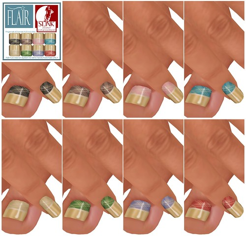 Flair - Nails Set 79