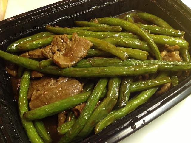 String bean beef - Red Jade