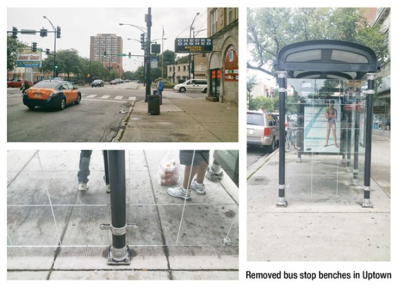 removed-bus-stop-benches-Uptown