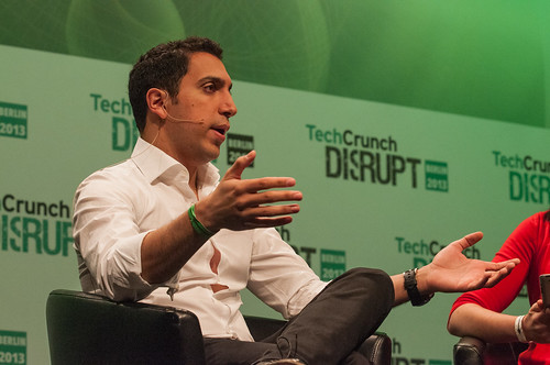 TechCrunch Disrupt Europe: Berlin 2013 (Day 2)