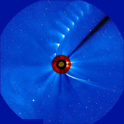 NASA Investigating the Life of Comet ISON
