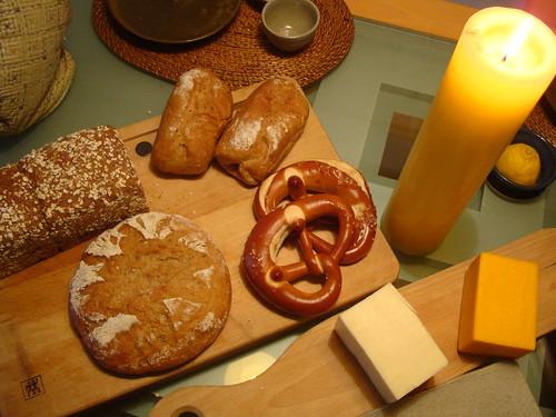 Brot aus Schanghai