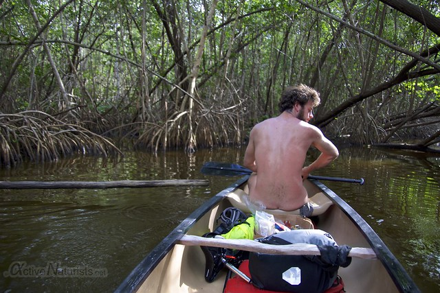 naturist 0011 Everglades, Florida, USA