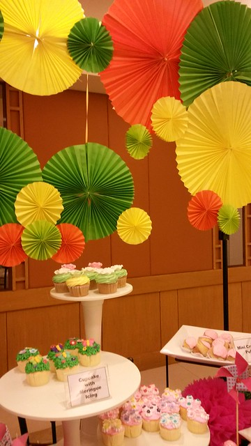 Decor baptismal party
