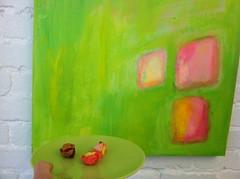Macarons/2+painting