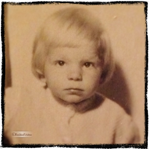 June 10 - me {my passport photo from 1960} #titlefx #fmsphotoaday #selfie #childhood #sepia