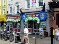 Burger King Wimbledon